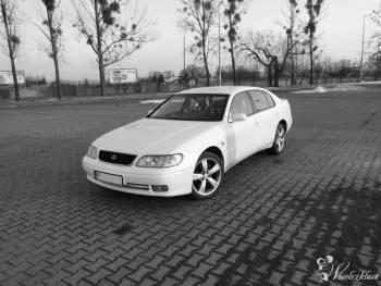 LEXUSEM DO ŚLUBU, Samochód, auto do ślubu, limuzyna Sulmierzyce