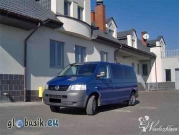 Piękny Nowy VW T5 Klimatyzacja 8-osobowy , Wynajem busów Kazimierza Wielka