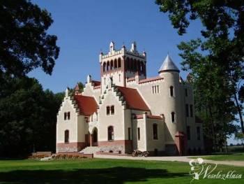Zamek von Treskov, Sale weselne Pleszew