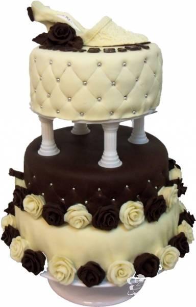Tort weselny Cukiernia, Gliwice - zdjęcie 1