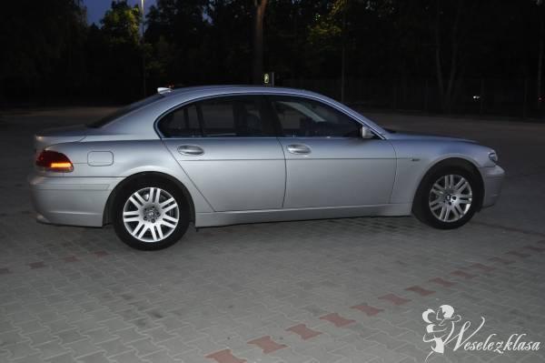 BMW 745 do ślubu, Łódź - zdjęcie 1