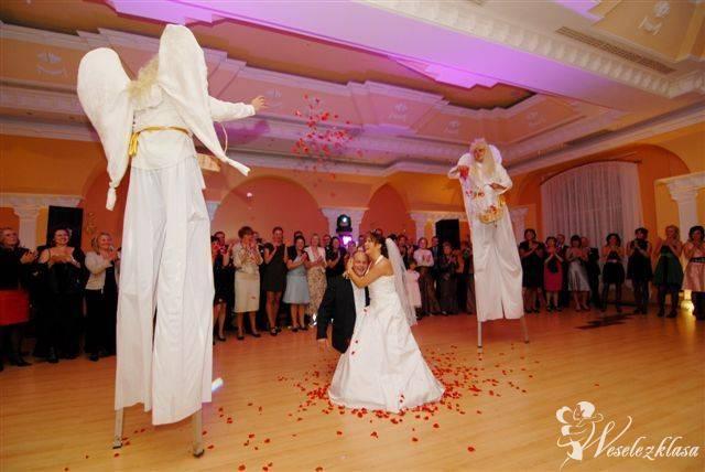 Anioły na szczudłach na ślub , Warszawa - zdjęcie 1