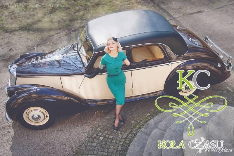Koła Czasu wynajem samochodu do ślubu, Sosnowiec - zdjęcie 1