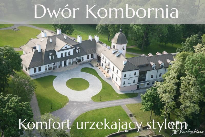 Dwór Kombornia Hotel&SPA;**** - Twoje wymarzone wesele, Korczyna - zdjęcie 1