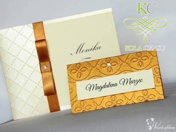 Zaproszenia ślubne już od 1.40 PLN Koła Czasu, Zaproszenia ślubne Knurów