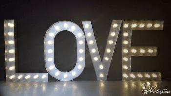 Napis LOVE 170 cm wysokości!, Napis Love Złotoryja