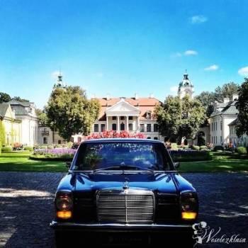 Mercedes W115 / Mercedes W123 / Lexus LS400 / Fiat 125p, Samochód, auto do ślubu, limuzyna Katowice