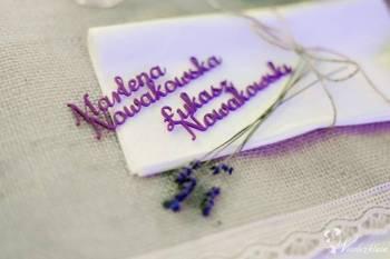 Dekoracje drukowane 3D winietki, toppery, gadżety, Zaproszenia ślubne Gostynin