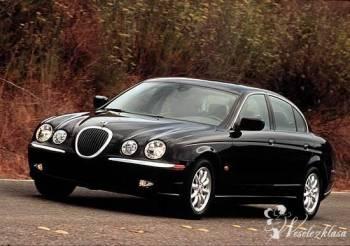 Jaguar S-TYPE AUTO do Ślubu Limuzyna Wynajem, Samochód, auto do ślubu, limuzyna Zduny