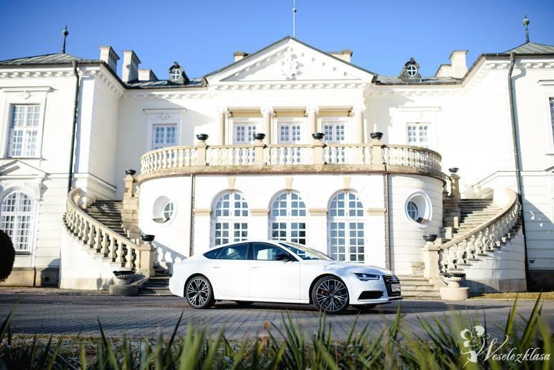 Białe Audi A7 do ślubu! PROMOCJA 500zł, Kraków - zdjęcie 1