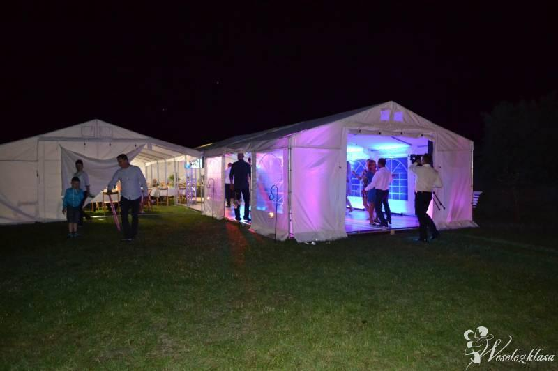 Wynajem namiotów  na wesela, chrzciny,, Giżycko - zdjęcie 1
