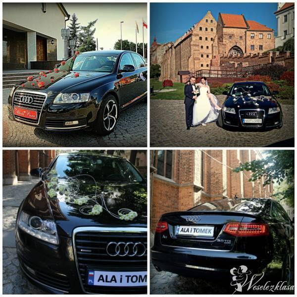 Eleganckie Audi A6, Toruń - zdjęcie 1