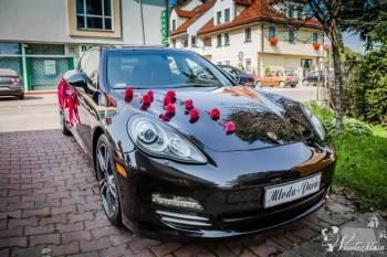 Porsche Panamera 4s , Samochód, auto do ślubu, limuzyna Gorlice