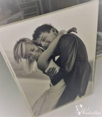 Obraz na płótnie z Twojeg zdjęcia, Prezenty ślubne Ośno Lubuskie