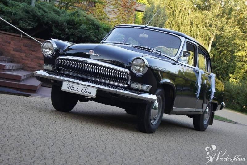 Czarna WOŁGA Polski FIAT 125p Polonez MILICJA do ŚLUBU Sesji, Warszawa - zdjęcie 1