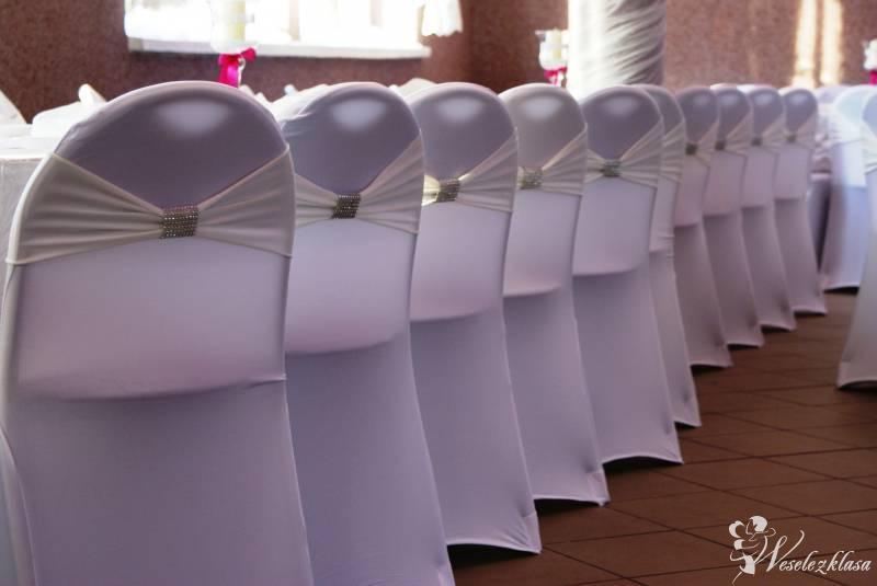 Elastyczne Pokrowce na Krzesła Ślubne , Lubartów - zdjęcie 1