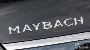 Mercedes MAYBACH + Mercedes V dla Rodziców/Świadków, Samochód, auto do ślubu, limuzyna Ścinawa