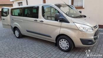 Transport Gości Weselnych.Nowy Ford Custom.Atrakcyjne Ceny!!!, Wynajem busów Opole
