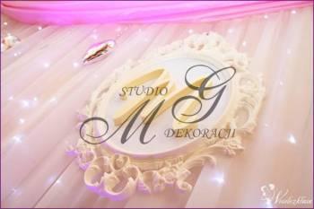 dekoracje sal weselnych, Dekoracje ślubne Poniatowa