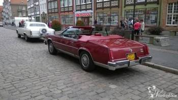 Cadillacwesele-  Auta Zabytkowe Cabrio i Klasyczne, Samochód, auto do ślubu, limuzyna Gdańsk