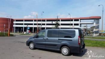 Bus 8+1 - Fiat Scudo, Wynajem busów Płońsk