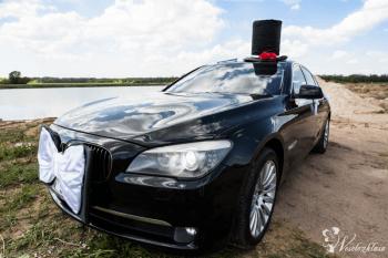 Auto do ślubu - Limuzyna ślubna - Auto ślubne BMW, Samochód, auto do ślubu, limuzyna Ścinawa