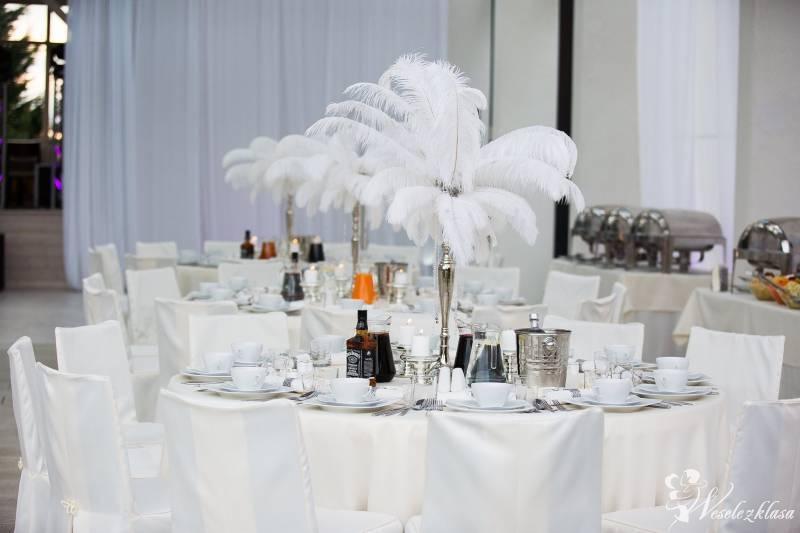 Ekskluzywne dekoracje strusimi piórami W stylu Glamour / Great Gatsby, Wrocław - zdjęcie 1