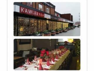 Kawiarnia i Restauracja INSPIRACJE, Sale weselne Opole