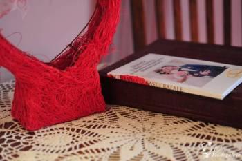 Książka z okazji ślubu i wesela. Unikatowy prezent, Artykuły ślubne Gąbin
