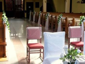 BELLITUDOO Dekoracje ślubne kościołów, Dekoracje ślubne Pieńsk