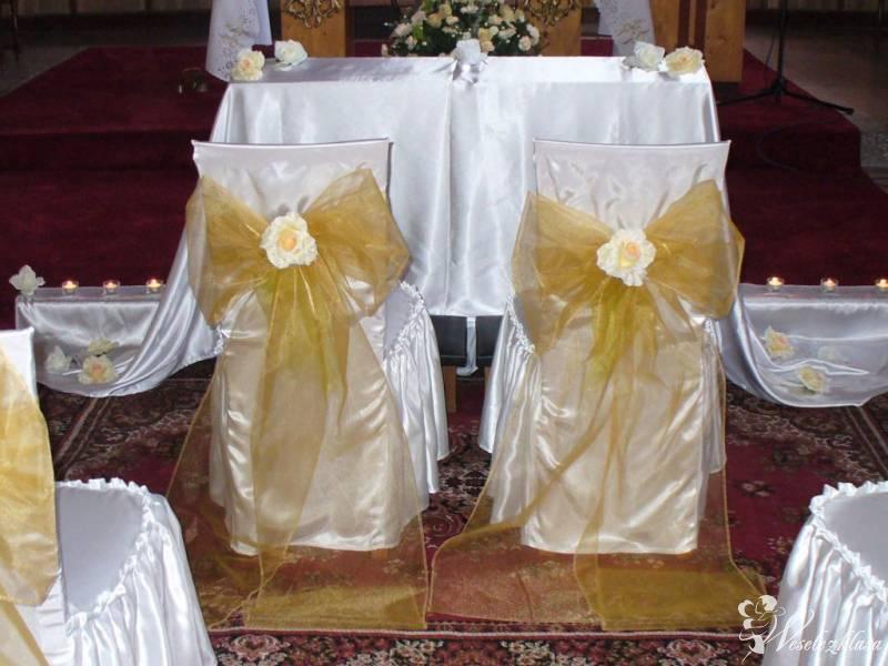 Dekoracja Strojenie Kościoła ślub , Wałbrzych - zdjęcie 1