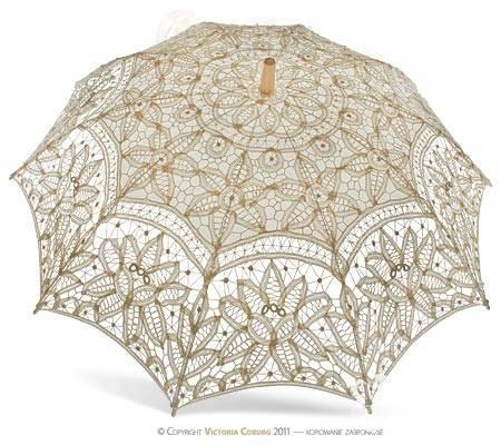Victoria Coburg - parasolki ślubne, Rymanów - zdjęcie 1