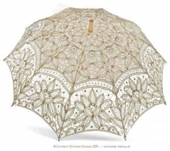 Victoria Coburg - parasolki ślubne, Artykuły ślubne Dynów