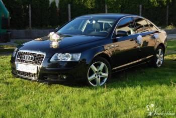 AUDI A6 S-line, Samochód, auto do ślubu, limuzyna Mysłowice