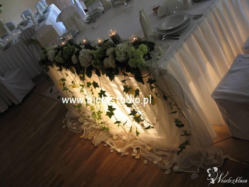 dekoracje ślubne/weselne BIAŁE STUDIO, Łódź - zdjęcie 1