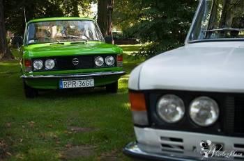 Fiat 125p do Ślubu i nie tylko, Samochód, auto do ślubu, limuzyna Nowa Sarzyna