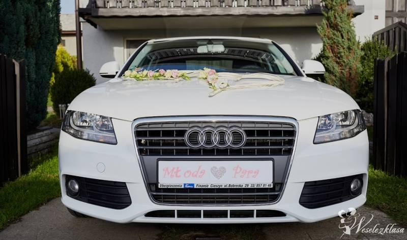 *Biała* limuzyna AUDI na wesele ślub auto samochód, Rybnik - zdjęcie 1