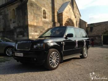 Range Rover Vogue wersja WESTMINSTER, Samochód, auto do ślubu, limuzyna Wieruszów