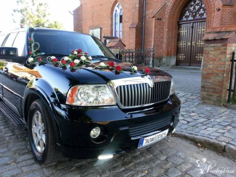 Samochody na Wesele Ślub Mercedes Lincoln, Gdansk - zdjęcie 1