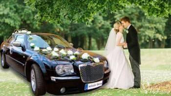 chrysler 300c, Samochód, auto do ślubu, limuzyna Lubomierz