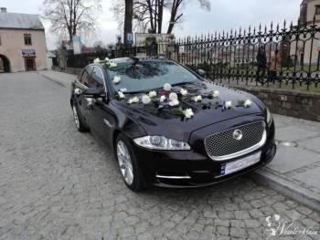 2 x Jaguar XJ, Porsche Panamera, CLS, Mazda 6 ( Warszawa/Starachowice), Samochód, auto do ślubu, limuzyna Lipsko