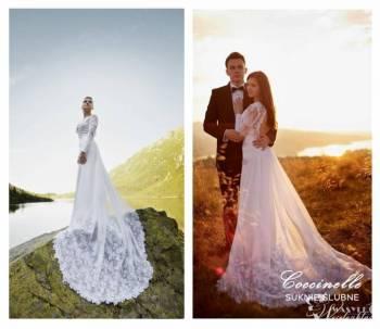 Pracownia Coccinelle -suknie ślubne szyte na miarę, Salon sukien ślubnych Tomaszów Lubelski