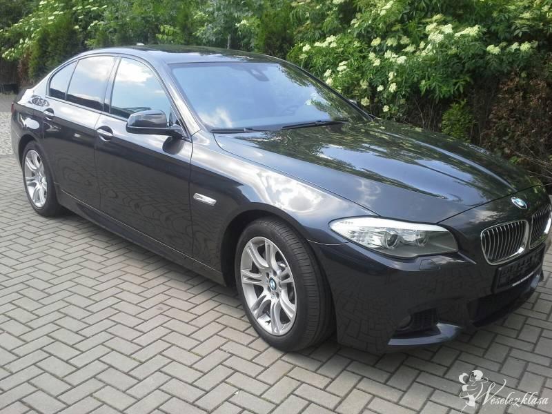 Piękne BMW 5 M-Pakiet do Ślubu !, Andrychów - zdjęcie 1