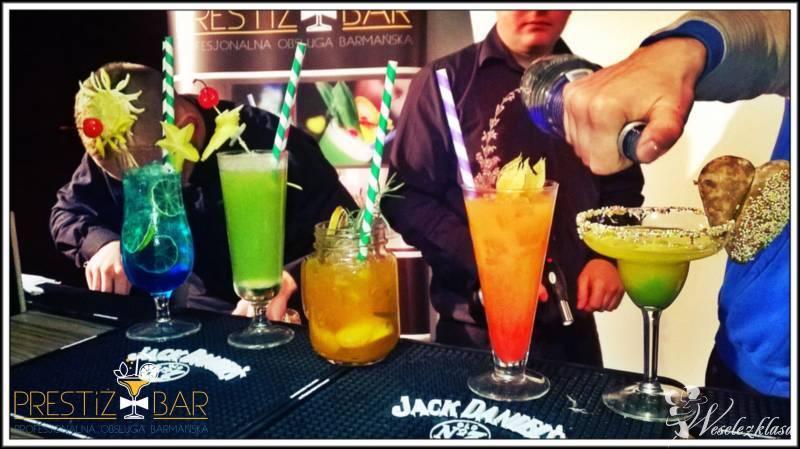 Barman na wesele !! Prestiż Bar - Drink Bar + fotobudka + limuzyny !!!, Toruń - zdjęcie 1