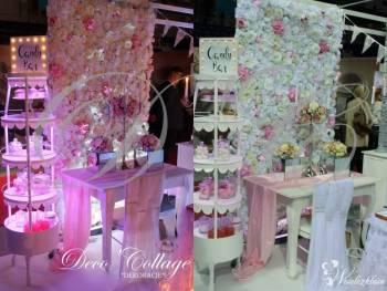 Dekoracje Deco'Collage,dekoracje ślubne, Dekoracje ślubne Darłowo