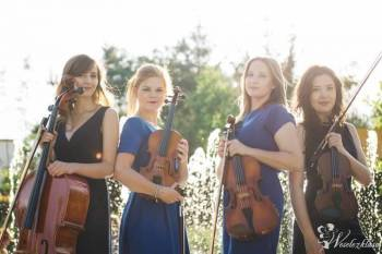 Kwartet Encore - profesjonalna oprawa ślubu, Oprawa muzyczna ślubu Czerwionka-Leszczyny