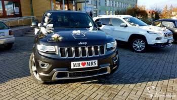 Auta ślubne JEEP GRAND CHEROKEE/ VOLVO XC60/ KIA STINGER z kierowcą!, Samochód, auto do ślubu, limuzyna Iława