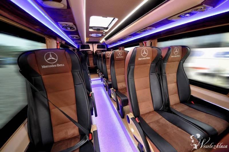 Przewóz gości weselnych AUTOKAR  BUS - pojazdy w wersji Lux / VIP, Lublin - zdjęcie 1