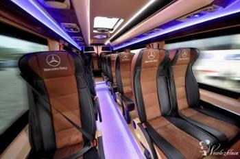 Przewóz gości weselnych AUTOKAR  BUS - pojazdy w wersji Lux / VIP, Wynajem busów Ostrów Lubelski