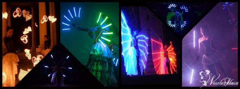 Azislight Lightshow pokaz światła, Dąbrowa Górnicza - zdjęcie 1